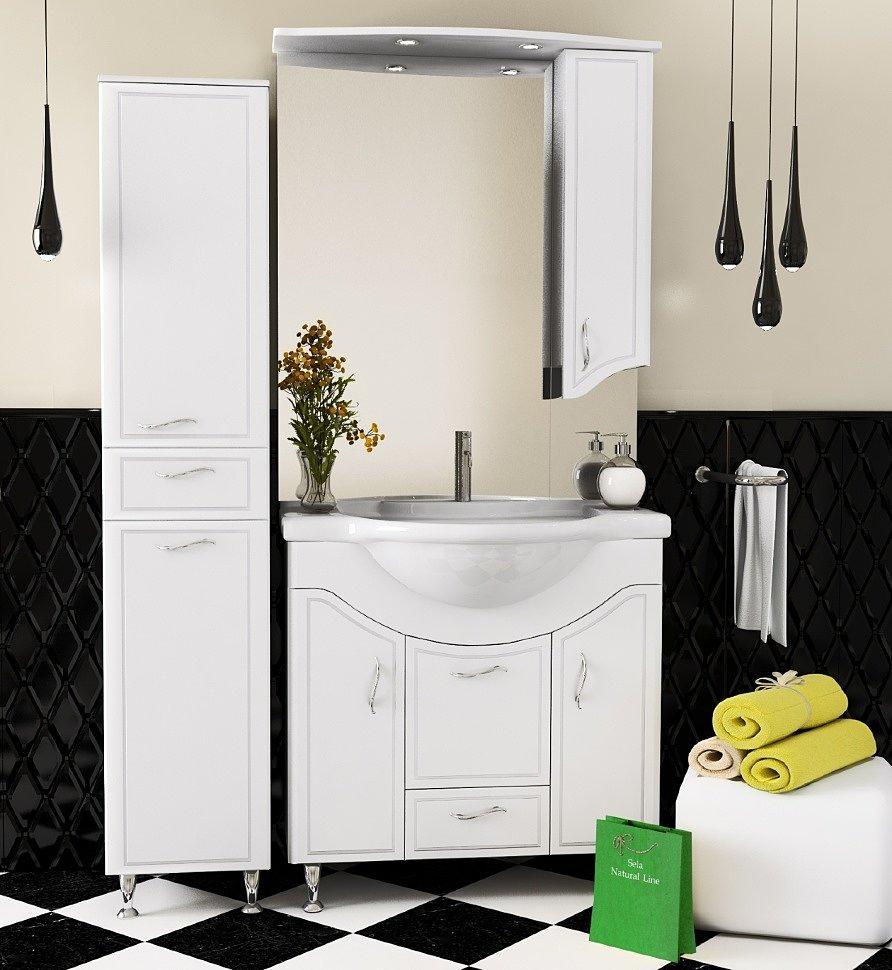 Настенная мебель или консоли для ванной комнаты