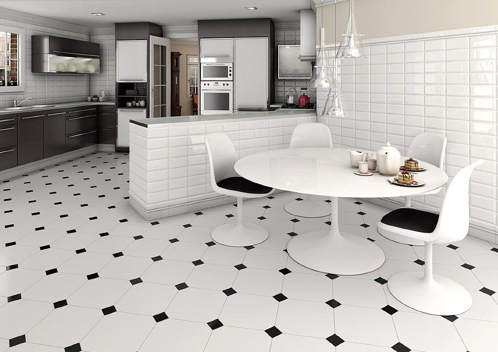 Фактура кафельной плитки для кухни