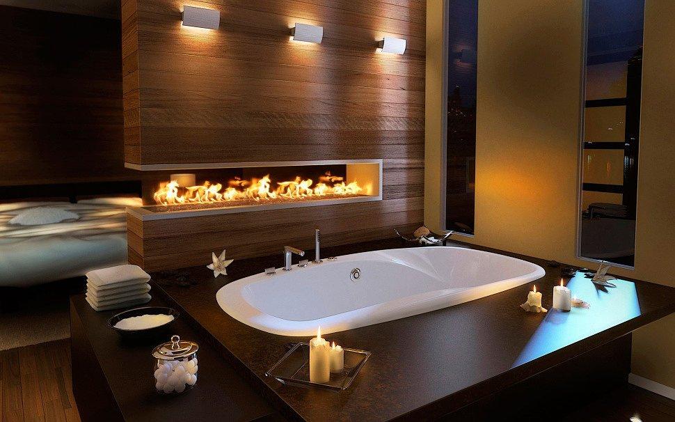 Особенности правильного выбора мебели и плитки для ванной