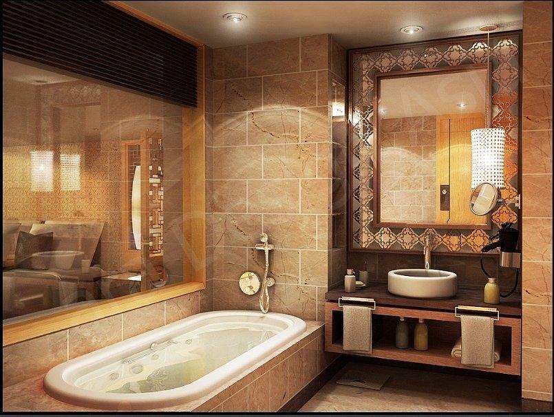 Реализация мечты о безупречной ванной
