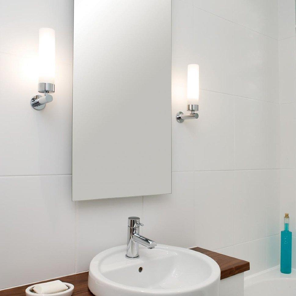 Идеальное положение для зеркального освещения