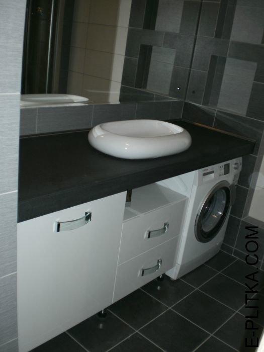 Стильная мебель в ванную комнату, гарнитур «LOUISE» Марсан, купить | 700x525